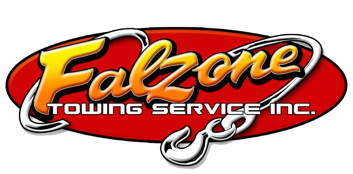 Falzone Towing Service Logo