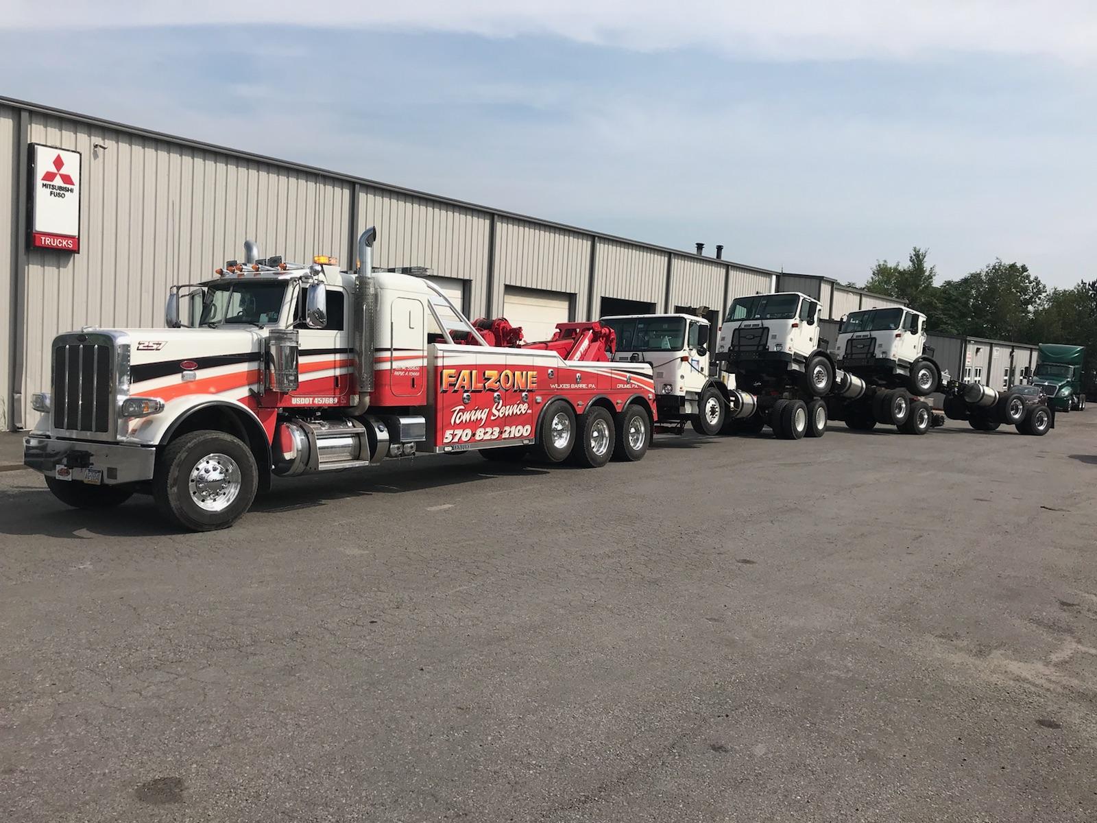 Heavy Duty Towing & Transport 1