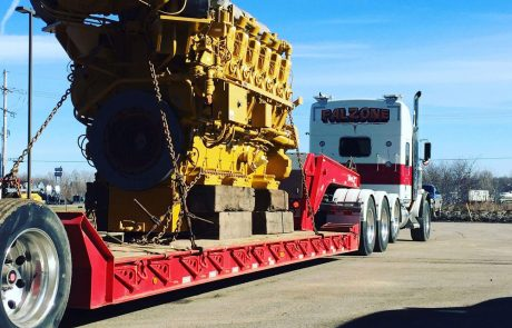 heavy lifting towing