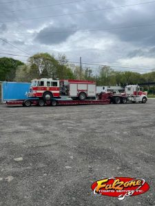 heavy towing