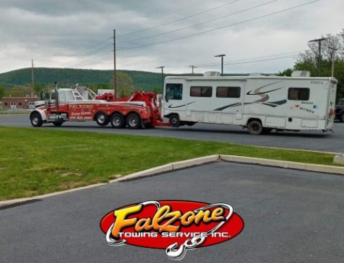 RV Towing Over 500 Miles!!!